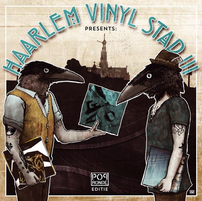 Haarlem Vinyl Stad III